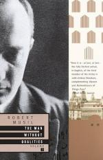 Critical Essay by Christian Rogowski by Robert Musil
