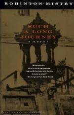 Critical Essay by Ragini Ramachandra by Rohinton Mistry