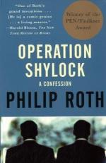 Operation Shylock: A Confession by Philip Roth
