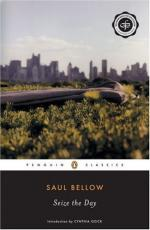 Critical Essay by Jerrald Ranta by Saul Bellow