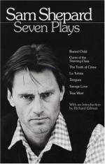 Critical Essay by John Simon by Sam Shepard