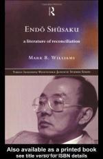 Critical Essay by Elizabeth Wills by
