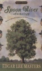 Critical Essay by Stanley Edgar Hyman by Edgar Lee Masters