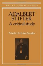 Critical Essay by Martin Swales by