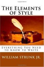 Critical Essay by Trish Deitch Rohrer by William Strunk Jr.