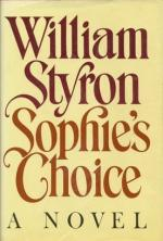 Critical Essay by Julian Symons by William Styron