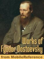 Critical Essay by Albert J. Guerard by Fyodor Dostoevsky