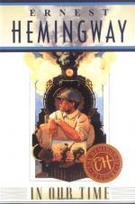 Critical Essay by Thomas Strychacz by Ernest Hemingway