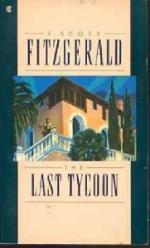 Critical Essay by Sergio Perosa by F. Scott Fitzgerald