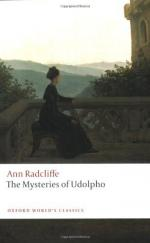 Critical Essay by Jean H. Hagstrum by Ann Radcliffe