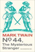 Critical Essay by Buford Scrivner, Jr. by Mark Twain