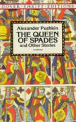 Critical Essay by Gary Rosenshield by Aleksandr Pushkin