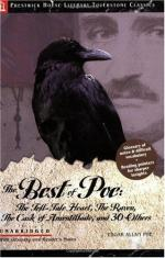 Critical Essay by James L. Colwell and Gary Spitzer by Edgar Allan Poe