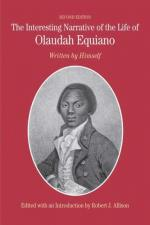 Critical Essay by Wilfred D. Samuels by Olaudah Equiano
