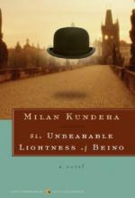 Critical Review by Christopher Hawtree by Milan Kundera