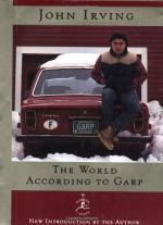 Critical Essay by Gabriel Miller by John Irving
