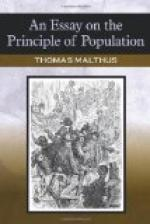 Critical Essay by Geoffrey Gilbert by Thomas Malthus