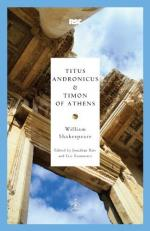 Timon of Athens (1606-08) by William Shakespeare