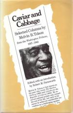 Critical Essay by Melvin B. Tolson Jr. by