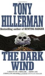 Critical Review by Ralph B. Sipper by Tony Hillerman