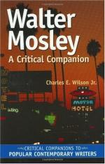 Interview by Walter Mosley and Robert C. Hahn by