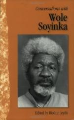 Interview by Wole Soyinka, Olesegun Ojewuyi, and Shawn-Marie Garrett by