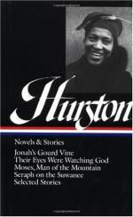 Critical Essay by Zora Neale Hurston by