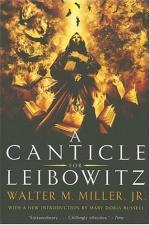 A Canticle for Leibowitz by Walter M. Miller, Jr.