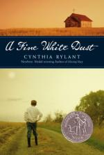 A Fine White Dust by Cynthia Rylant