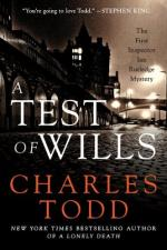 A Test of Wills by Caroline and Charles Todd