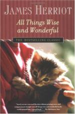 All Things Wise and Wonderful by James Herriot