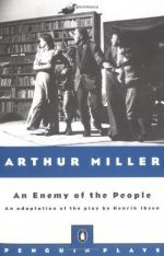An Enemy of the People by Arthur Miller