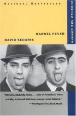 Barrel Fever: Stories and Essays by David Sedaris