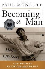 Becoming a Man: Half a Life Story by Paul Monette