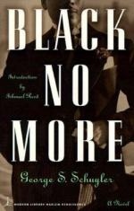 Black No More by George Schuyler