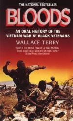 Bloods: An Oral History of the Vietnam War by Black Veterans by Wallace Terry