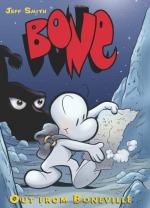 Bone by Jeff Smith (cartoonist)