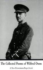 Collected Poems by Wilfred Owen