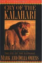 Cry of the Kalahari by Mark James Owens