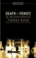 Death in Venice by Thomas Mann