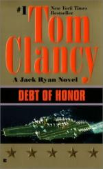 Debt of Honor by Tom Clancy