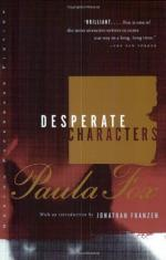Desperate Characters by Paula Fox