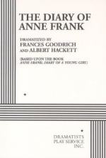 The Diary of Anne Frank by Albert Hackett