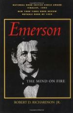 Emerson: The Mind on Fire: A Biography by Robert D. Richardson