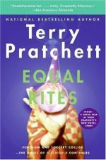 Equal Rites by Terry Pratchett