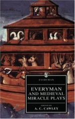 Everyman, and Medieval Miracle Plays by A. C. Cawley