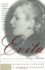Evita: The Real Life of Eva Peron by Nicholas Fraser