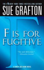 'F' Is for Fugitive: A Kinsey Millhone Mystery by Sue Grafton