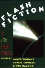 Flash Fiction: Very Short Stories by James Thomas (professor)