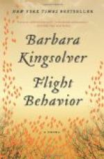 Flight Behavior: A Novel by Barbara Kingsolver